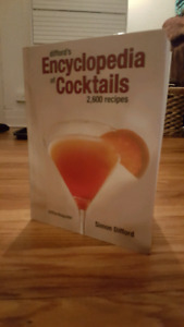Drink recipe book