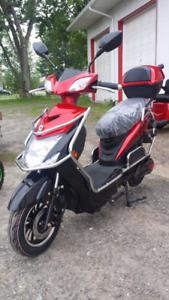 Scooter électrique 60v et 72v