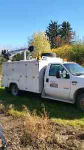 Mechanical service truck! F550 REDUCED!!