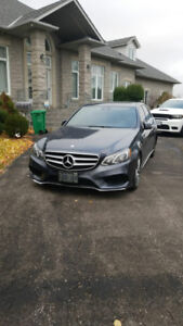 2015 Mercedes-Benz E300 Sedan-122357KM for 37,800CAD-V6 3.5LDOHC