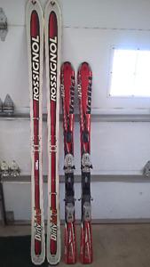 Ski Volkl 420 & Rossignol Dirtybird