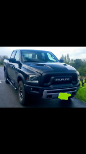 2016 Dodge Power Ram 1500 Rebel Pickup Truck