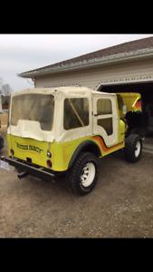 1975 Jeep CJ Other
