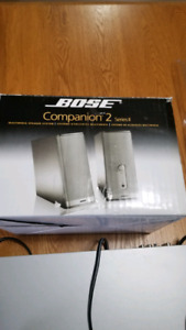 Bose Companion Series II Speakers