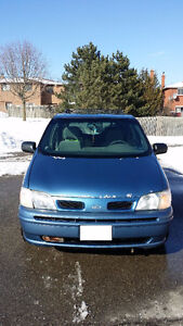 1999 Oldsmobile Silhouette GL Minivan, Van