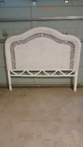 Pier 1 Wicker Bedroom Set