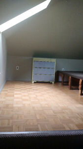 Room/loft available for month of September