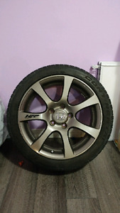 17 hfp honda wheel for sale