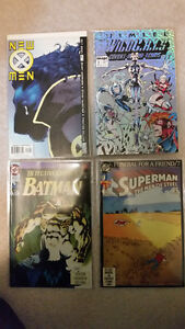 Signed comics, Spiderman, Superman, Batman, X-Men & more... Kitchener / Waterloo Kitchener Area image 7