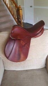 Stubben Edleweiss Jr Saddle