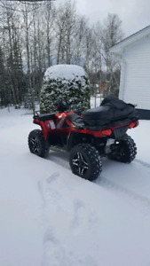 Polaris sportsman 2015