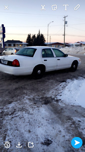 2009 Ford Crown Victoria P71