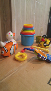 Bath toys all for $5.00
