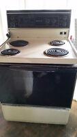 Older stove