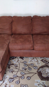 Brown Sectional sofa for sale