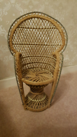 Little Peacock Chair