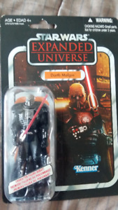 STAR WARS figurine VINTAGE COLLECTION DARTH MALGUS VC96