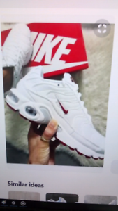 Buying white/platinum Nike TN's mainly after plat/red ones 12-13