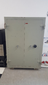 JUST REDUCED - Used - Large, Double-Door Safe