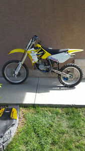 Suzuki RM 85 Big Wheel / Supermini