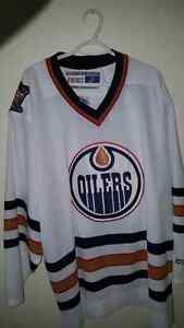 Oilers  Jersey XL   $60.00