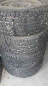 WINTER TIRES 4 SALE!