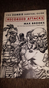 The Zombie Survival Guide Recorded Attacks By Max Brooks