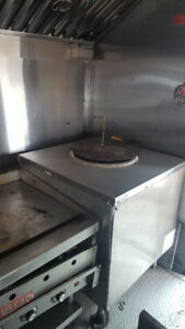 20 ft Food truck -Ford E450-full stainless steel kitchen&Tandoor