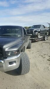 Parting out 2003Ram 2500 5.7Hemi