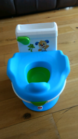 Fisher Price Learn with Puppy Singing Potty