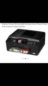 Like New Brother  Printer , Scan , Copier and Fax Machine.
