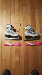 Patins de loisir fille grandeur 12 junior