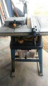 """Ryobi 10"""" Table Saw Bindoon Chittering Area Preview"""