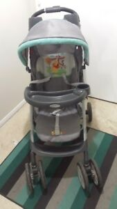 Graco baby stroller in very nice condition ...works perfectly