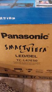 Brand new Panasonic 47 inch smart TV