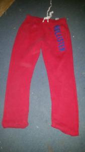 Hollister pants. Size large and medium