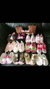 Baby girl/toddler shoes