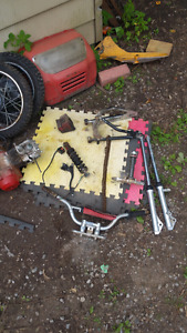 Baja DR 50 parts for sale