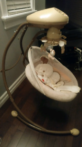 Fisher Price Cradle 'n' Swing