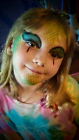 Face Painting for Birthdays :)