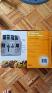 Toaster Cuisinart 4 tranches