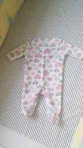 Baby girl clothes. warm. excellent condition