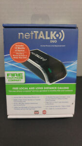 netTALK duo free local and longdistance calling