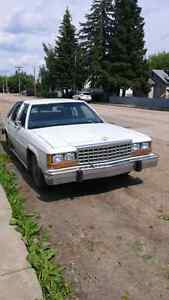 1984 Ford Crown Victoria. Make an offer