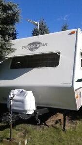"Ultra Light Hardly Used Fully Loaded Travel Trailer ""Immaculate"""