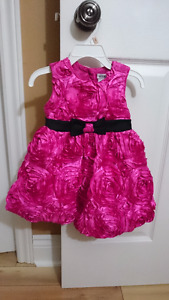 Pink Girl's dress size 2T