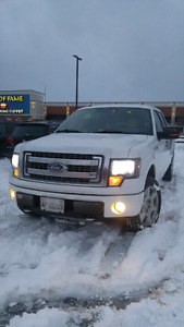 2014 F-150 XLT Supercrew Tow Package OBO