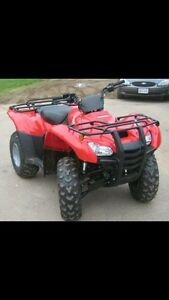 2011 Honda Fourtrax 420