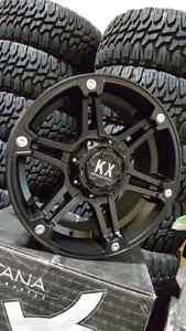 """New!!! 17, 18 AND 20"""" WHEELS 5, 6 AND 8 LUG ALL SIZES!!"""