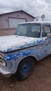 1965 Ford F150 short box  restore ready